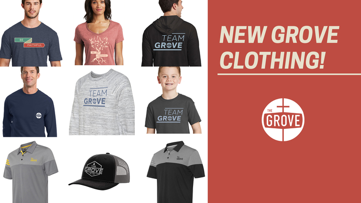 Grove Clothing logo image
