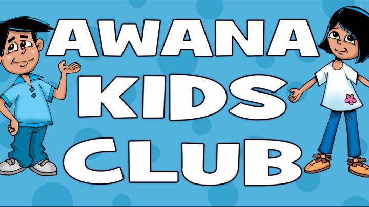 AWANA Kids Club logo image