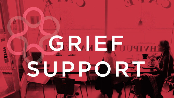 Grief Support logo image