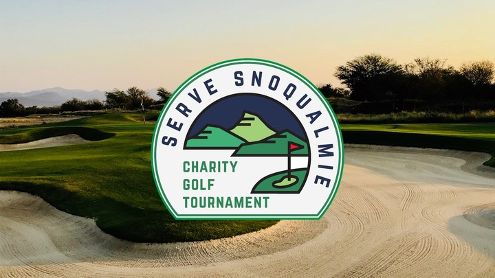 Serve Snoqualmie Charity Golf Tournament logo image