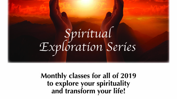 Spiritual Exploration Series: New Year's Resolutions Using Denials and Affirmations logo image