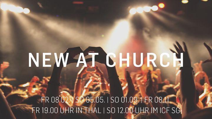New@Church logo image