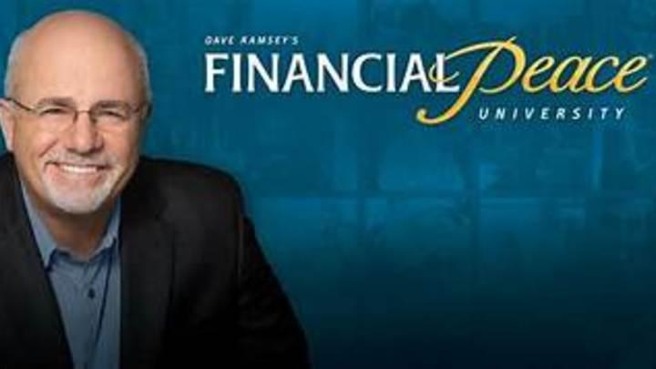 Financial Peace University Registration logo image