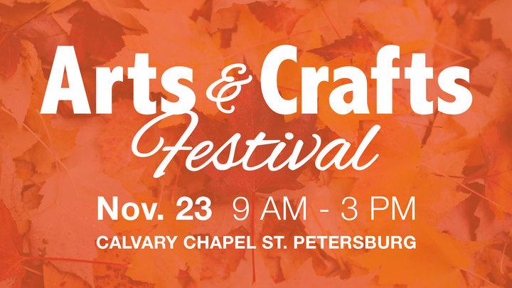 6th Annual Arts & Crafts Festival logo image