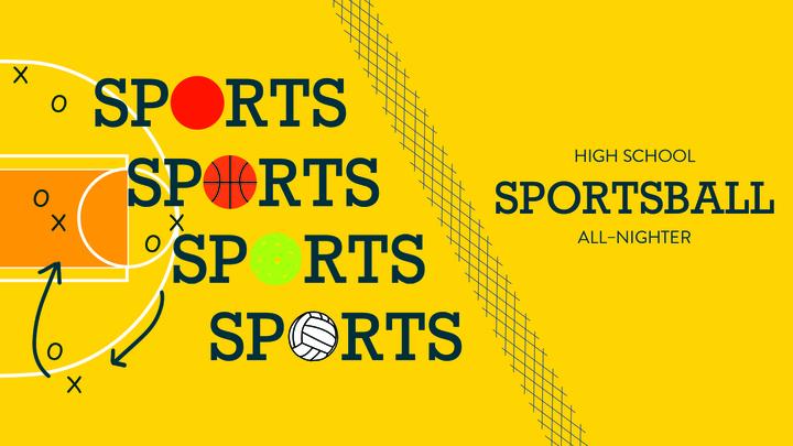 Medium hsm sports ball 2019 title