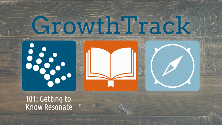 GrowthTrack 101: Getting to know Resonate logo image