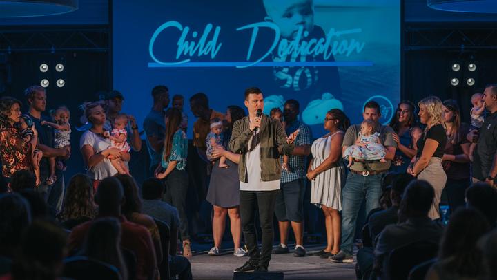 Child Dedications | August 2019 logo image
