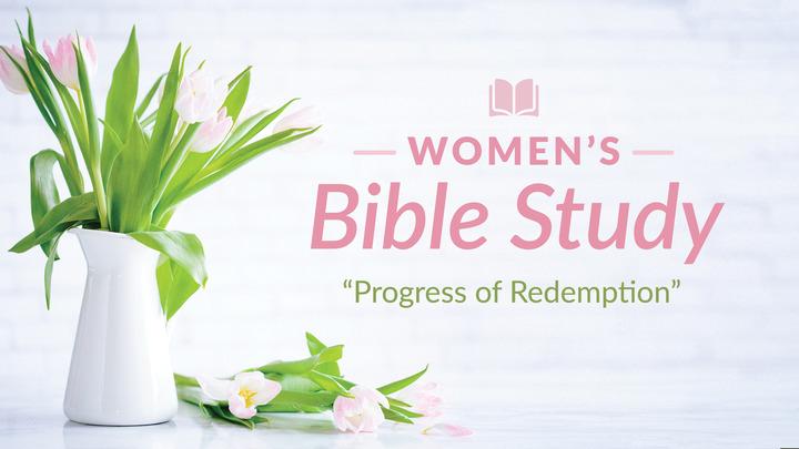 Wednesday Women's Bible Study - Winter/Spring 2019 logo image