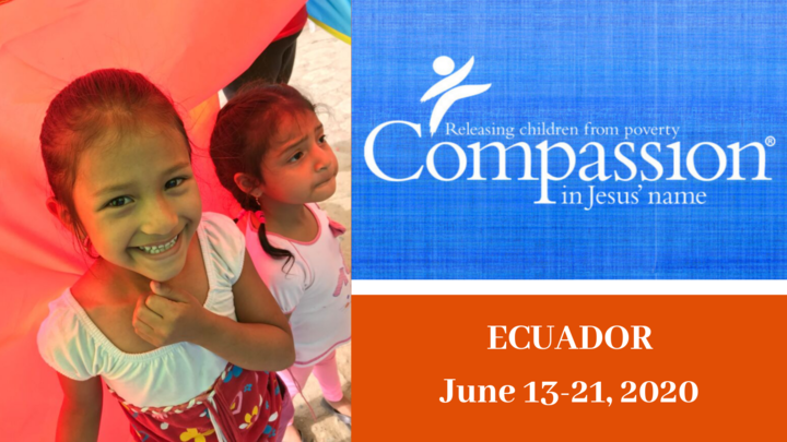 Ecuador Compassion Trip - Participant Application logo image