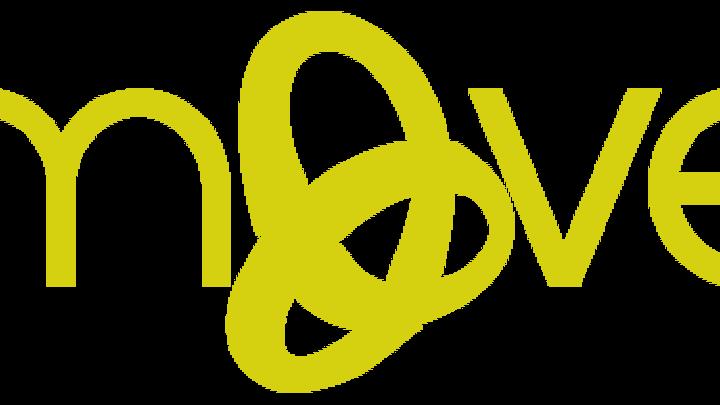 Medium logo move