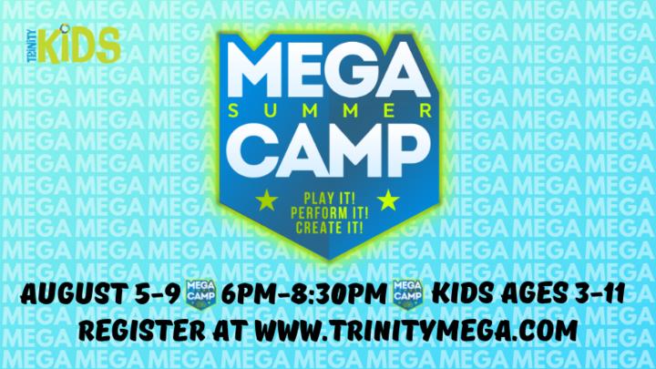 MEGA Summer Camp logo image
