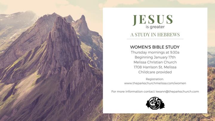 Medium womens bible study reg
