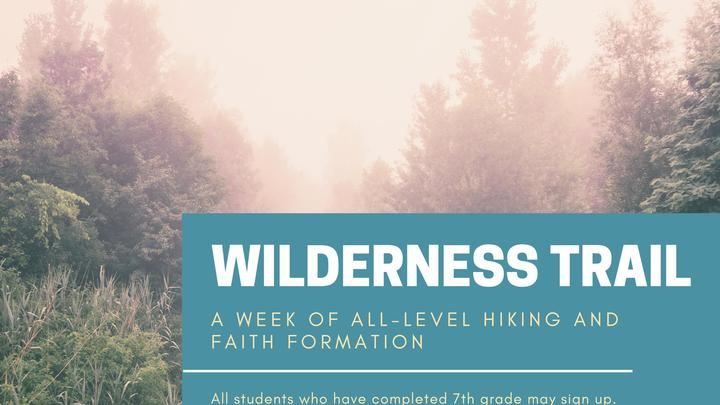 Wilderness Trail logo image