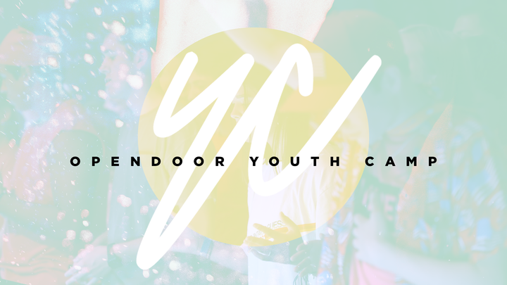 Opendoor Youth Camp logo image