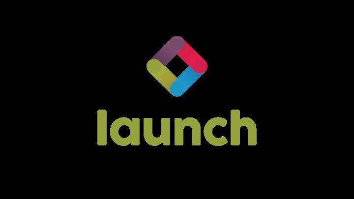 Launch logo image