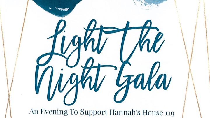4th Annual Light the Night Gala logo image