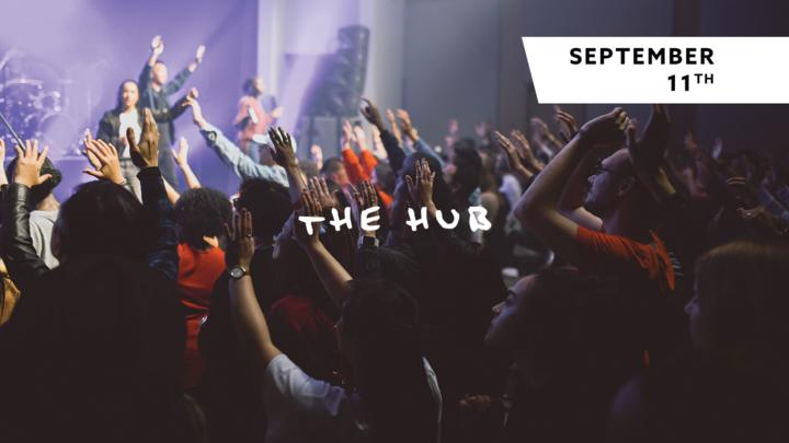The Hub - September 11th logo image