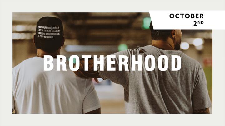 Brotherhood Gathering - October 2nd logo image