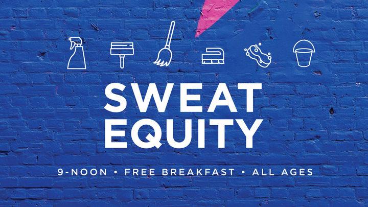 Sweat Equity  logo image