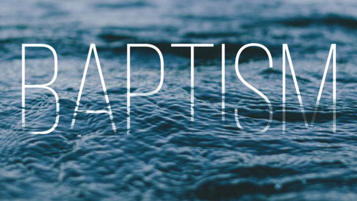 Medium baptism homepage graphic