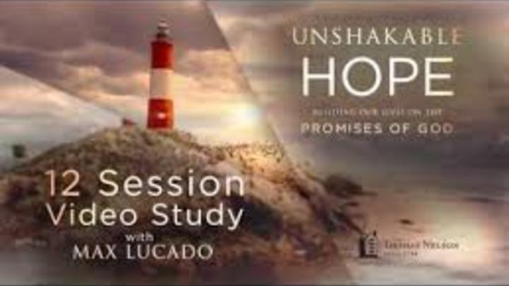 Unshakable Hope - Daytime Bible Study - All Ages  logo image