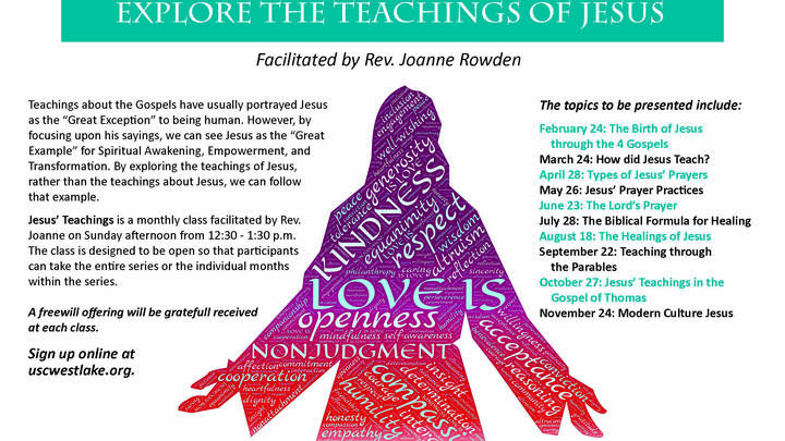 Jesus' Teachings logo image