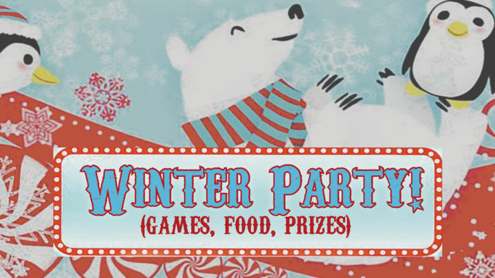 Volunteer Sign-Up -- Foster Family Winter Party (The Forgotten Initiative)  logo image