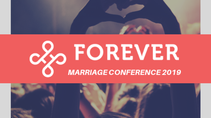 Forever Marriage Conference logo image