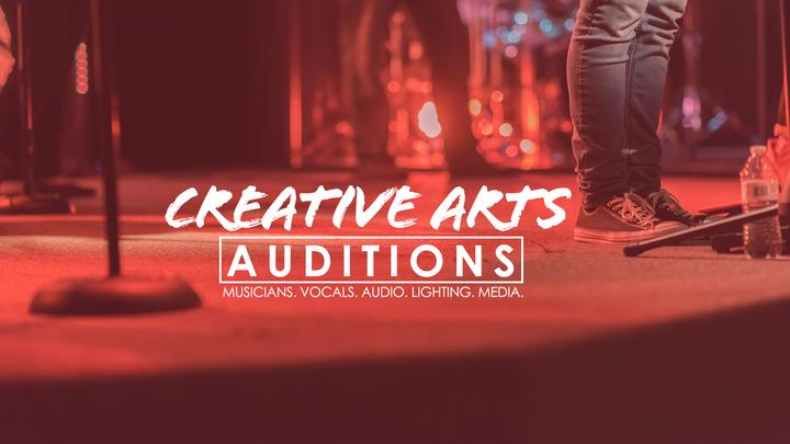 Medium creative arts auditions no sub