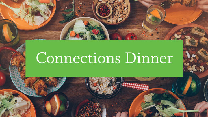 Connections Dinners | Mt Pleasant Site | November logo image