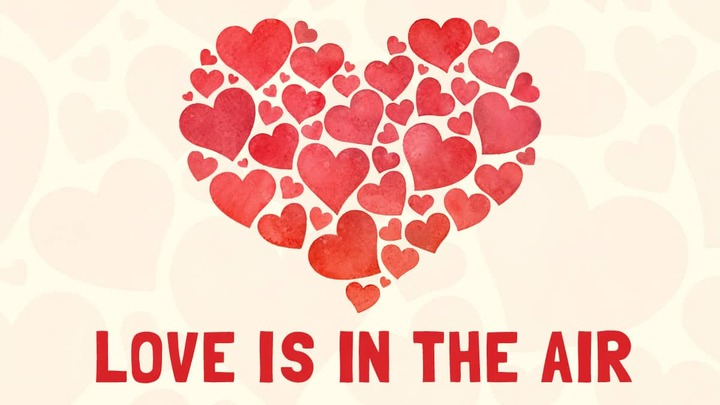 Love Is in the Air! logo image