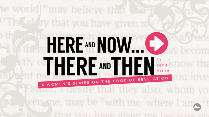 Here and Now, There and Then | Lehi logo image