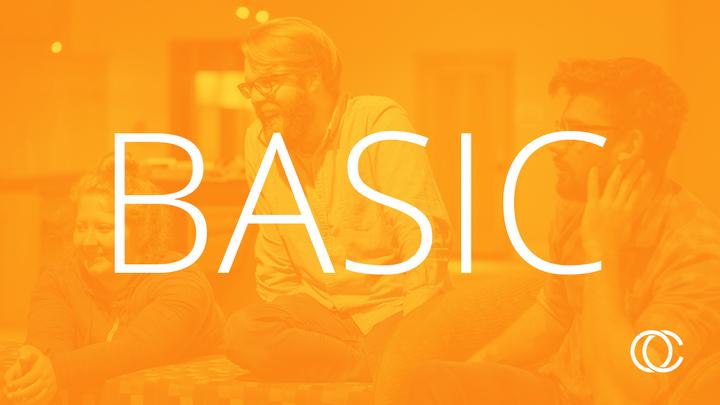 BASIC logo image