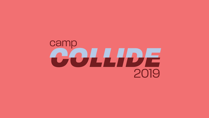 Camp Collide 2019 logo image