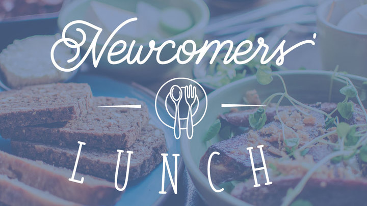 Newcomers Lunch (Summer) logo image