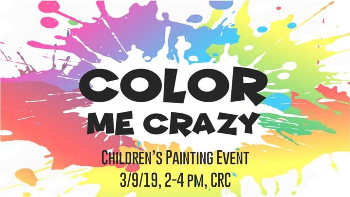 Medium childrens paint
