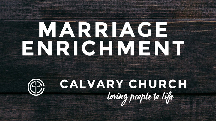 Marriage Enrichment logo image