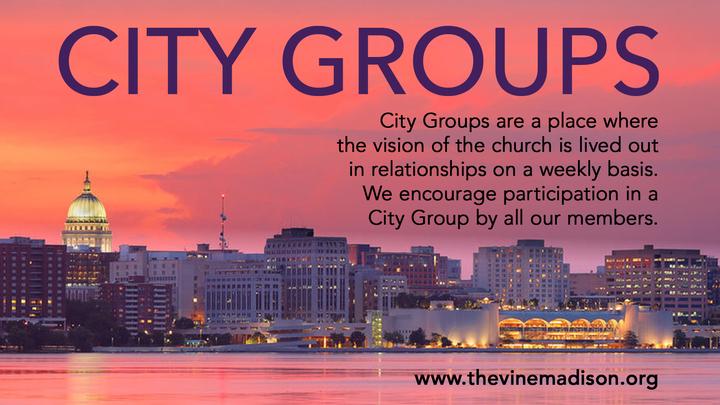 City Group Sign Up logo image