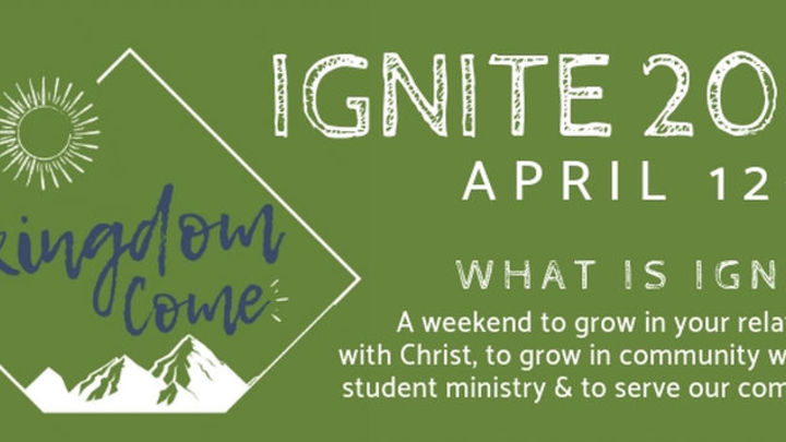 STUDENTS- Ignite logo image