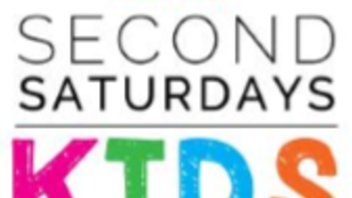 Second Saturdays KIDS Club logo image