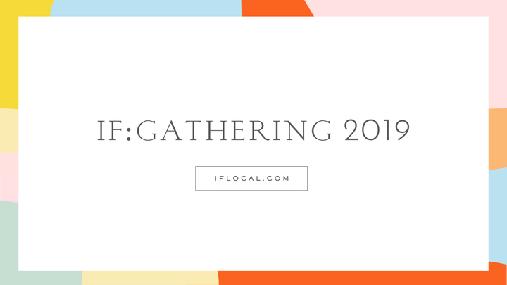 IF:Gathering logo image