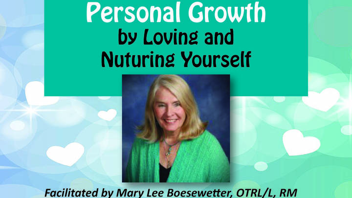 Learn to Love and Nurture Yourself logo image