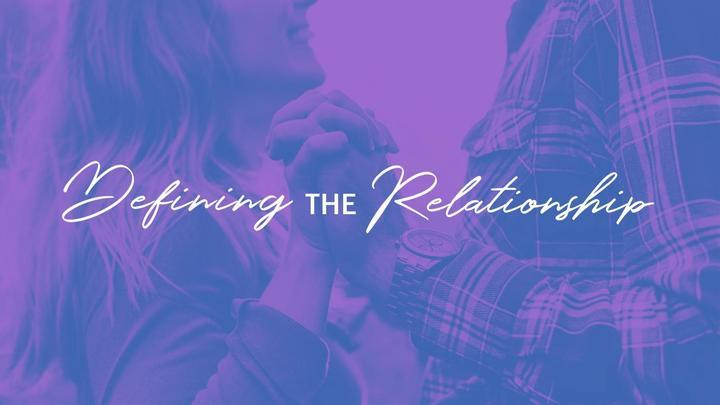 Defining the Relationship  logo image