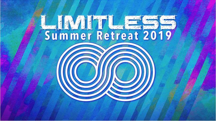 Limitless Retreat 2019 logo image