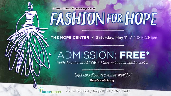 Fashion for Hope 2019 logo image