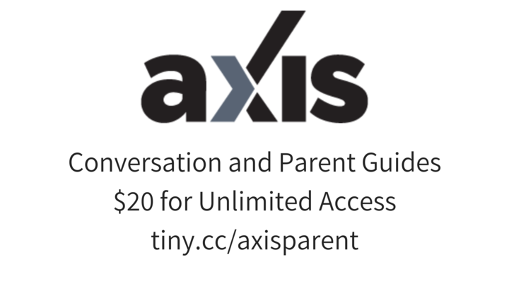 Axis Ministries All Access Pass logo image