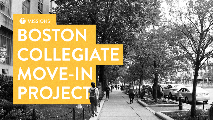 Boston Collegiate Mission Move-In Project  logo image