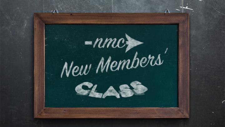 New Members' Class logo image