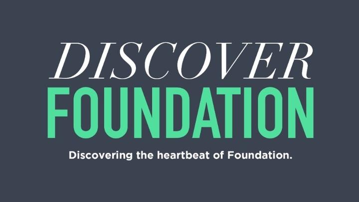 Discover Foundation logo image