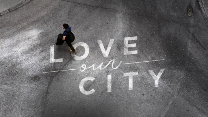 Love Our City  logo image